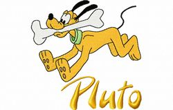 Pluto 100 x 100
