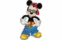 Mickey stoer 101 X 179