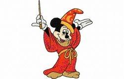 Mickey toverd 76 x 97