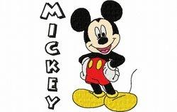 Mickey 86 x 99