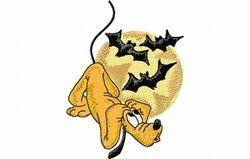 Pluto helloween 73 X 99