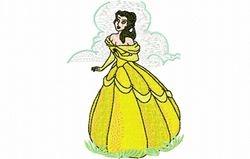 Belle staand 74 x 99