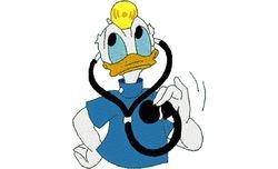 Donald duck dokter 78 X 99