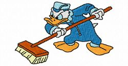 Donald 33  97 X 61