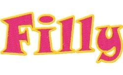 Filly logo 98 X 41