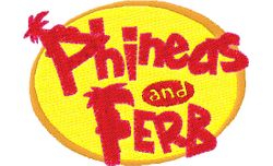 Phineas and ferb logo 86 X 63