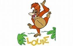Louie 83 x 99