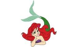 Ariel ligt 128 X 166