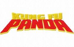 Kung fu panda logo 98 X 29