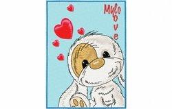 Mylo love 111 x 151