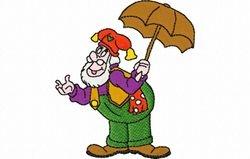 Plop met paraplu 74 X 84