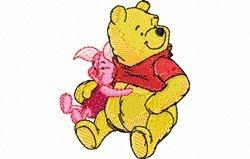 Pooh en knor 75 x 91