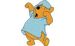 Pooh slaapt 2    68 X 95