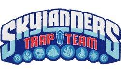 Skylander trap team logo 83 X 177