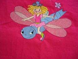 Lilli fee op vlieg