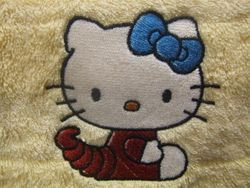 Hello kitty schorpioen