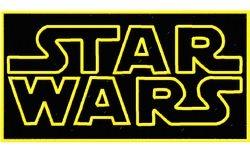 Star wars logo 91 X 173