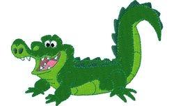 Tric troc crocodile 77 X 111