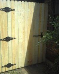 spruce gate