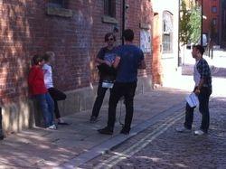 Nickelodeon TV Advert Filming