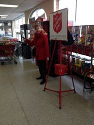 Red Kettle Campaign 2014