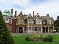 Bletchley Hall