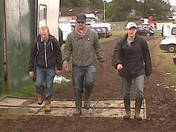 Mr Brown, Mr Green and Mr Black
