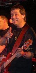 John 'The Bass' Simpson