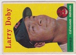 1958 Larry Doby