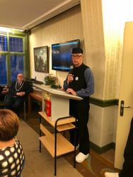 Voorzitter Bert  Nikkels