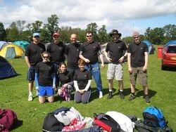 Perth 2011 team photo.