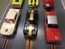 Trans-Am & Muscle Cars
