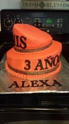 Alexa's Minnie Mouse Birthday