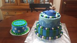 A Whale of a Birthday Cake