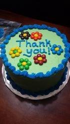 Sunday School Teachers Thank You Cake