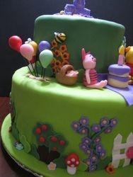 Kaylie's First Birthday Cake