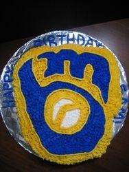 Brewers Birthday Cake