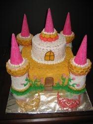 A Royal Birthday Castle