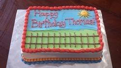 Thomas' Thomas Cake