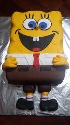 SpongeBob Square Pants Cake
