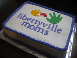 Libertyville Moms Annual Party Cake