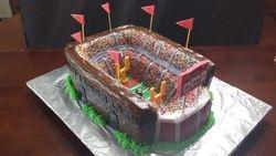 2013 Lake County Fair Cake