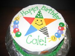 Cole's Welcome Cake