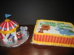 A Circus Birthday