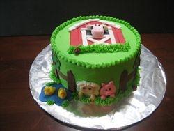 2012 Lake County Fair Cake