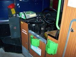 E187 HSF Cab Area