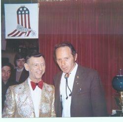 Hank Snow With Charles Barkley