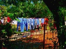 The Caretaker's Laundry