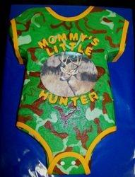 Mommy's little hunter
