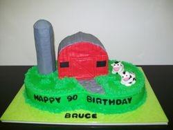 Bruce's 90th Birthday